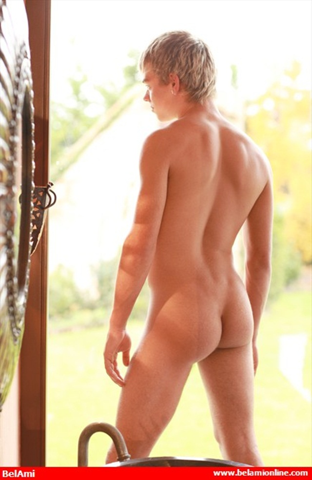 Jaco Van Sant 009 Young Naked Boy Twink Strips Naked and Strokes His Big Hard Cock for at Belami photo Belami: Hot twink Jaco Van Sant solo, super sexy, cute face!
